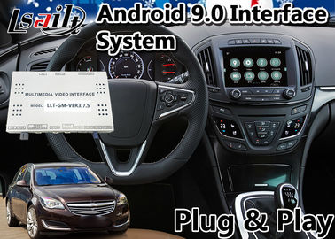 China Opel Insignia Android 9.0 Multimedia Navigation Interface For Intellilink System 2013-2016 supplier