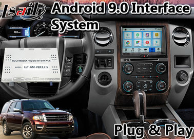 China Expedition Android Auto Interface for Ford Sync 3 system YouTube, Waze, Google map supplier