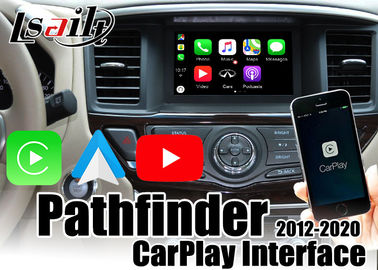 800*480 Resolution Carplay Interface LVDS Output Signal For Pathfinder 2012-2018 Nissan