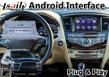 T7 CPU Car GPS Navigation Box Android 9.0 For Infiniti QX60 2018-2019 Year