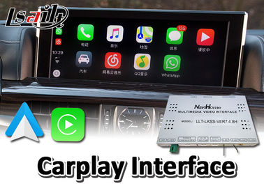 Apple Wireless Carplay Android Video Interface For Lexus LX570 LX450d