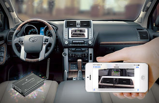 Auto Car Android Video Interface Mirror Link Box Came With Non destructive Installation