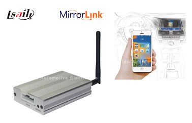 China Wireless Mirror Link Interface Screen Mirroring IGO/PAPAGO MAP WINCE 6.0 OS supplier