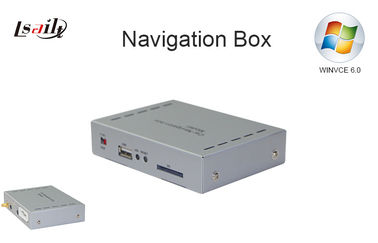 China JVC GPS Navigation Box  with HD MP4 MP3 supplier