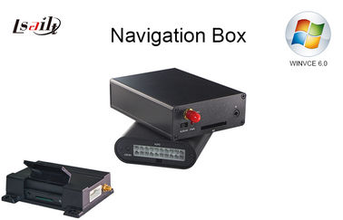 China Wince 6.0 Navigation Box / GPS Navigator for Pioneer DVD Player ,  Stream Video &  Audio supplier