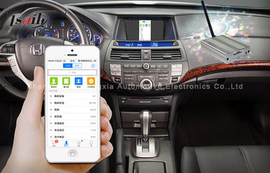 China Android Wifi Mirror Link System , In-car Entertainment with Cortex A9 1.0 GHz Dual-core Process supplier
