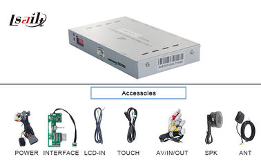 China GPS Navigation Multimedia Video Interface Box for Left-Hand Drive HR-V supplier
