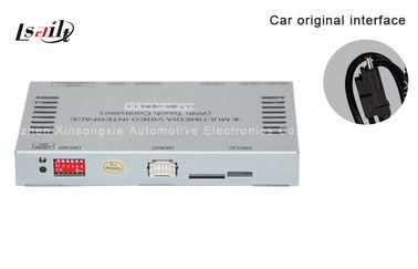 China Mirror Link Auto Navigaiton Video Interface for Cadillac Support Multi-language Maps supplier
