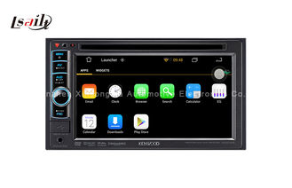 China Kenwood Car Android GPS Navigation Box with Multimedia Player supplier
