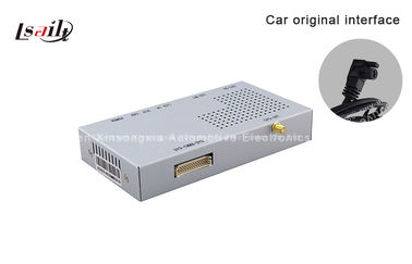 China Portable BMW Multimedia Interface Box for Car Mutimedia GPS DVD Audio Video Interface supplier