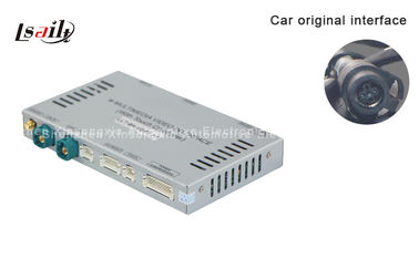 China HD 3G Multimedia Video Interface Box For Peugeot-408 Car Android Navigation Boxes supplier