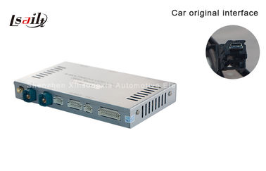 China Wifi 3G Multimedia Video Interface Box For Cadillac ATS XTS SRX CTS Navigation HD 1080P supplier