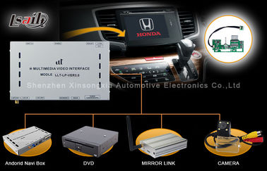 China GPS Navi Honda Video Interface with Power Cable LCD O/I Touch Cable AV I/O SPK , ANT supplier