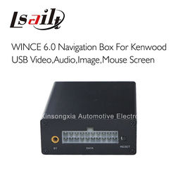 China GPS NAVI BOX+GPS Tracker for Kenwood Box , MirrorLink AIO 3025 / 4055 / 3055 Etc supplier