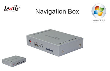 China Wince 6.0 GPS Navigation Box for JVC  Comand , Analog (480*234) ,  KW-AVX646 / 735 / 736 / 835 supplier