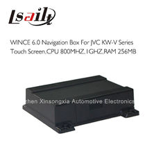 China JVC Unit Wince Navigation Box upgrade Kit , LLT-JV3310 HD ,  KW-V10 / V60 / 21 / 40 supplier