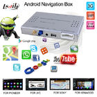 China Android Navigation Box With KENWOOD upgrade Internet,facebook,WIFI,HD1080,Online movie,music factory
