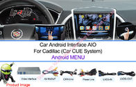 Reverse Camera Android Navigation Box Video Interface for Cadillac CUE System