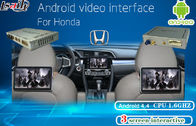 China Honda Multimedia Video Interface Android Navigation , Headrest Dispaly , Mobile Phone Mirrorlink factory