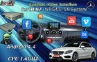 China Android Auto Interface GPS Navigation System With Mirror Link For Benz NTG5.0 factory