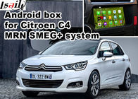 China Citroen C4 C5 C3 - XR SMEG+ MRN SYSTEM Car Navigation box mirrorlink video play factory