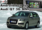 China Android car navigation box for Audi Q7 multimedia video interface factory