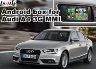 China Android car navigation box interface for Audi A4 A5 , Navigation Video Interface factory