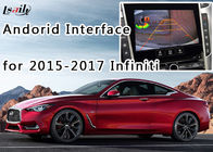 China 2015-2017 Infiniti Android Auto Interface + Android Navigation Box with Built-in Mirrorlink , Built-in WIFI factory