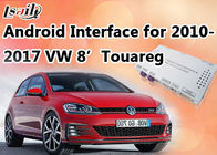 "China Reverse Camera Android Auto Interface Navigation Box Made for VW Touareg 8"" RNS850 System factory"