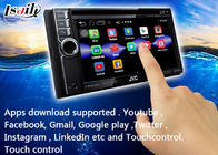 China JVC  Android 5.1 gps navigation box for car / bus / truck Support  Live navigation factory
