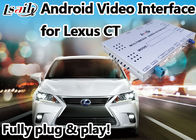 Android 6.0 Lexus Video Interface suit for 2012 or later CT support 4k Video Play
