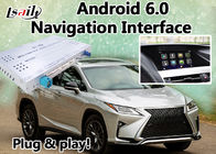 China Android 6.0 Navi Lexus Video Interface Box for 2012-2017 RX450 RX350 RX270 with Mirrorlink factory