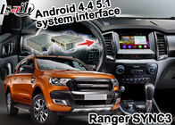 China Ford Ranger SYNC 3 Car Navigation Box With Android 5.1 4.4 WIFI BT Map Google apps factory