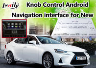 China High Speed Android 6.0 Lexus Video Interface for IS , Backup Camera Interface factory