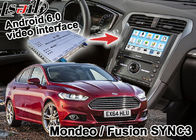 China Ford Mondeo Fusion SYNC 3 Auto Navigation System Android 5.1 WIFI BT Map Google Service factory