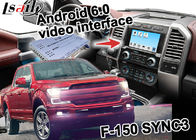China  F-150 SYNC 3 Automotive Gps Navigation With Android 5.1 WIFI BT Map Google apps factory