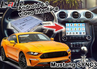 China Ford Mustang SYNC 3 Android GPS navigation box WIFI BT Google apps video interface factory