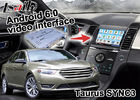 China Ford Taurus SYNC 3 Android GPS navigation box Google apps yandex igo video interface factory