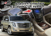 2 GB RAM Android navigation box video interface for Cadillac Escalade mirror link