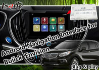 China Plug&Play Android Auto Interface for Buick Envision Enclave Encore with Bluetooth APP Download Yandex factory