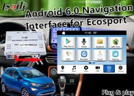 China Plug&Play Android Auto Interface for  Ecosport Fiesta Focus Kuga with Live Navigation 3D Map Miracast factory