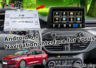 China Navigation Android Auto Interface for Focus with Online Map Google Facebood Waze factory
