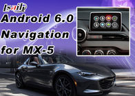 China Plug&Play Android Auto Interface For Mazda MX-5 2 3 6 CX -3 CX -5 Support Apps  Miracast WIFI Yandex Online Map factory