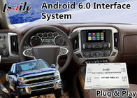 China Chevrolet Silverado Android Navigation Interface for 2015-2018 Mylink System Mirrorlink Waze YouTube factory