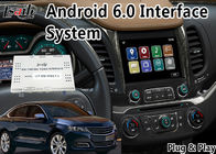 China Car DVD Android Auto Interface , Mirror Link Navigation For Chevrolet Impala / Suburban Waze Spotify factory