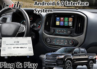 China Android 6.0 Auto Interface for Chevrolet Colorado Mylink System Mirror link Google Map YouTube factory