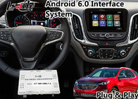 Android 6.0 Auto Interface for Chevrolet Equinox / Malibu / Traverse Mylink System 2015-2018 , GPS Navigation