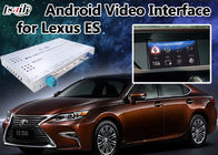 Android 6.0 Video Interface GPS Navigator for Lexus ES 2012-2018 with Knob Control Mirrorlink ES200 ES250 ES300h ES350
