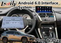 Android 6.0 Video Interface for Lexus New NX 300 2017-2019 support Touchpad and steering wheel control , GPS Navigation