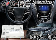 China Android 6.0 Auto Interface for Cadillac CTS / Escalade with CUE System 2014-2018 Mirrorlink WIFI GPS Navigation factory